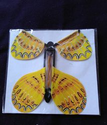 5pcs magic butterfly flying butterfly change with empty hands freedom butterfly magic props magic tricks.jpg 250x250