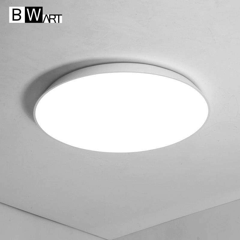 BWART Modern LED ceiling light simple decoration fixtures study dining room balcony bedroom living room ceiling lamp simple style ceiling light wooden porch lamp square ceiling lamp modern single head decorative lamp for balcony corridor study