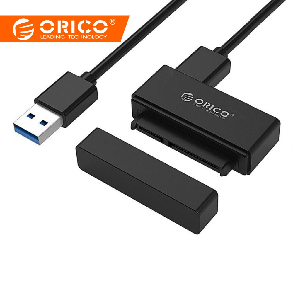 ORICO SSD SATA Adapter Cable 2.5 Inch Hard Disk Driver Cable Converter Super Speed ​​USB 3.0 To SATA 22 Pin