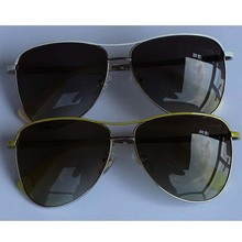 Classic Fashion sunglasses New Goggles Unisex cat Style Joint Multi-coloured Summer Shade UV400 Sunglasses polarized green frame