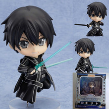 9cm Comic Sword Art Online Toy Model Q Version Clay Dolls Figma Lovely Cartoon Cute Japan Anime Action Figure World GH400