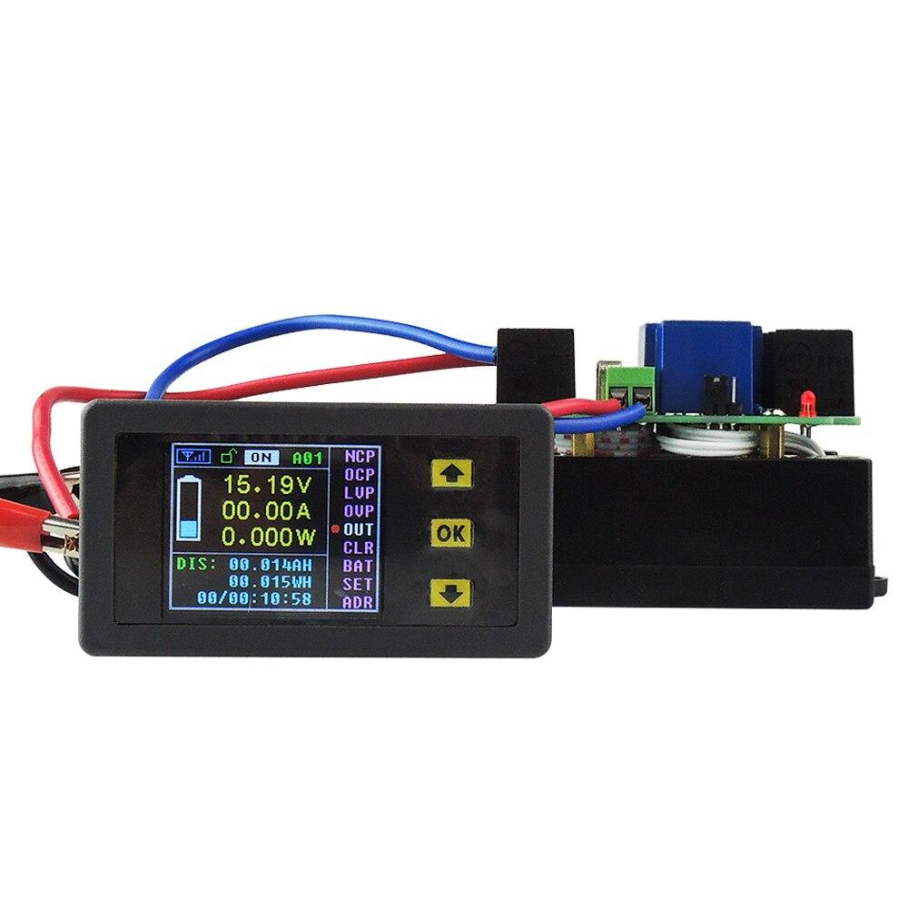 Car Battery Ammeter