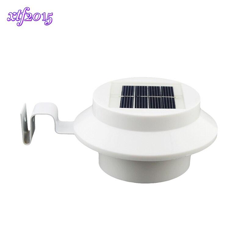 Xtf2015 6 Pack Защита от солнца Мощность Smart LED солнечный водостоков утилита свет Постоянный для дома, забор сарай дорожки в любом месте Солор 6 ...