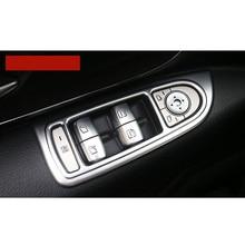 lsrtw2017 abs car window control panel trims for mercedes benz vito 2014 2015 2016 2017 2018 2019 w447 цены