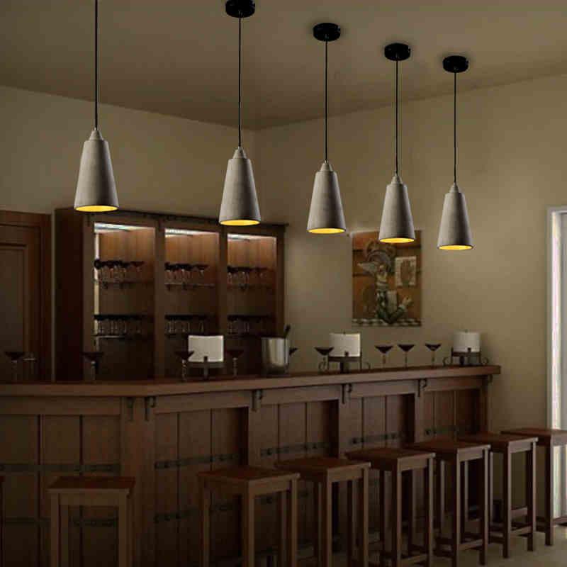 ФОТО LEDream modern designer creative arts loft nostalgic restaurant balcony bar bar industry wind restoring