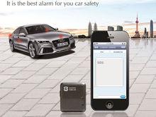 Ücretsiz kargo! V8 Süper Mini GSM Gps Bulur Izci Araba Çocuk Anti-hırsızlık Alarm Android, IOS APP