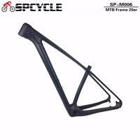 Новый 27,5 er/29er полностью карбоновая рама для горного велосипеда углеродный велосипед Рамный горный велосипед 27,5 er карбоновая рама, 29er MTB вело