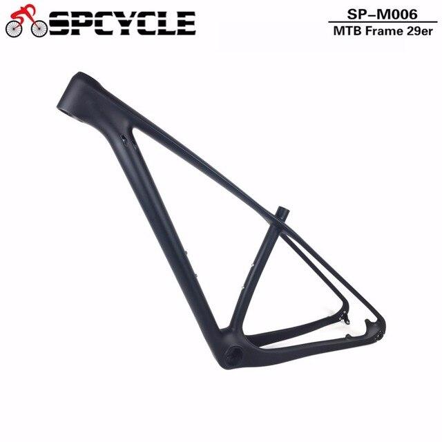on sale db09d 1f73a Neue 27.5er/29er Full Carbon Mountainbike Rahmen MTB Fahrrad mountainbike  27.5er Rahmen, 29er