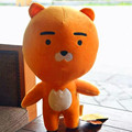 2016 New 38cm Ryan Plush Toys Cute Ryan PP Cotton Stuffed Doll Birthday Gift for Child