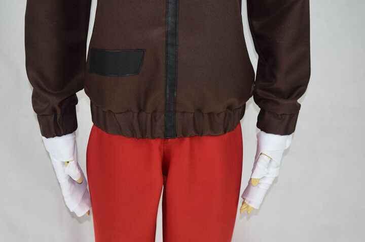 2018 JP Аниме ангелы смерти Исаак Фостер Зак косплей взрослый костюм, полный набор под заказ костюм на Хэллоуин