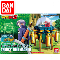 Bandai 16395 Assembled Model FIGURE RISE Dragon Ball Z Trunks Dulagos Time Machine Action Figure Kid Toy Gift