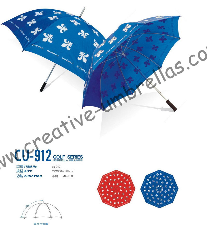 Free shipping by sea,190T polyester fabric 14mm metal shaft and ribs,hand open advertising golf umbrella,windproof,mass cargo a