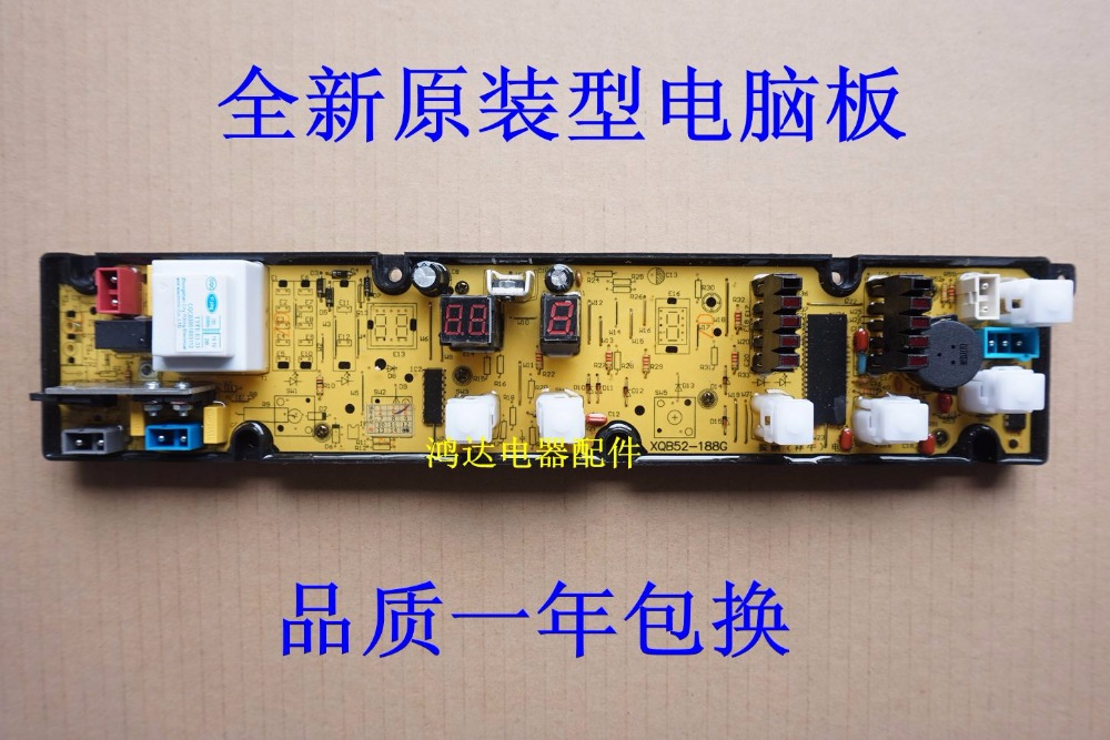 Original 100% new high quality Jinling washing machine computer board XQB55-9198 XQB65-9198 control board цены онлайн