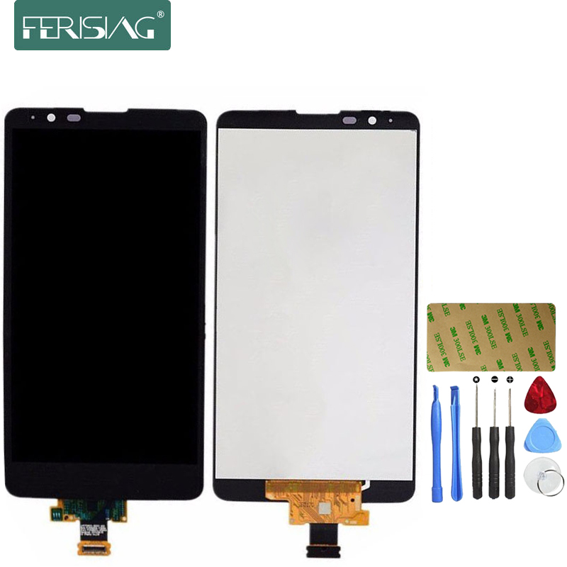 Ferising 100% AAA ЖК дисплей для LG Stylo 2 LS775 K520 k540 сменный Дисплей сенсорный дигитайзер в