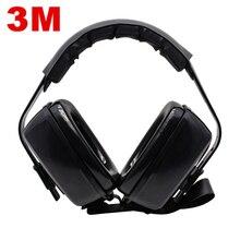 3 M 1427 מחממי אוזני מגן לרעש אוזניות בידוד קול נגד רעש שינה תעשיית ירי אוזן מופס אוזן הגנה