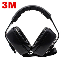 3M 1427 Protective Earmuffs Soundproof Headset Sound Insulation Anti noise Sleeping Industry Shooting Ear Muffs Ear Protection