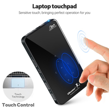 Portable Bluetooth Mini Projector with Optional Voice Control