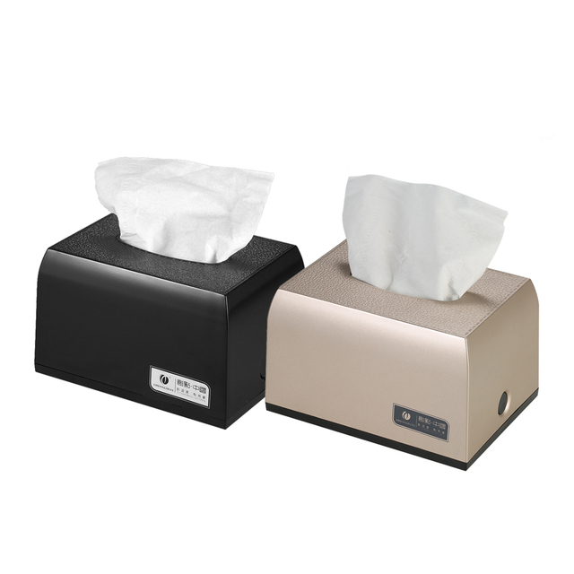 Great Hotel Bathroom Facial Tissue Paper Dispenser Box Cover Napkin Holder Towels  Texture Rectangle Napkins Container For