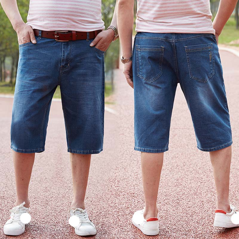 2019 Summer Fashion   Jeans   Shorts For Men Casual Shorts Trend Comfortable Beach Short Male Quality New Arrival