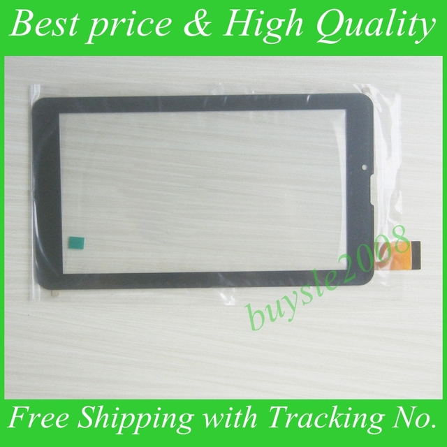 New source code xcl-s70025c-fpc1.0 Tablet PC capacitive touch screen external screen panel replacement For Wexler TAB A742 A740