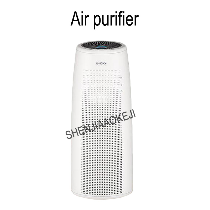 1PC 220V Home air purifier anti-allergy Composite dust filter Smoke removal pollen low noise purifier 2 pairs frame 2 pairs filter invisible pollen allergy nose filter pm2 5 dust n95 breathable stealth nasal filter mouth air mask
