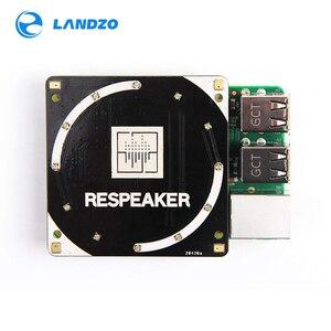 Image 1 - ReSpeaker 4 Mic Array for Raspberry Pi