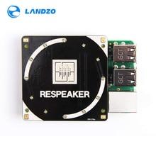 ReSpeaker 4 Mic อาร์เรย์สำหรับ Raspberry Pi