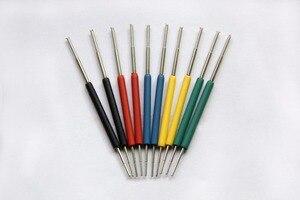 Image 3 - Novos estilos de cor micro ic braçadeira tsop/msop/ssop/tssop/soic/sop clipe freee transporte