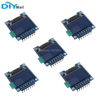 5pcs/lot 0.95 0.95inch Full Color Colorful OLED Display Module SPI SSD1331 Driver for Arduino