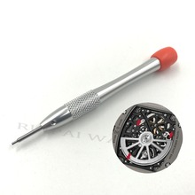 Free Shipping 1.1mm 5 Prongs Watch Screwdriver For Richard Mille Watch Movement Screw