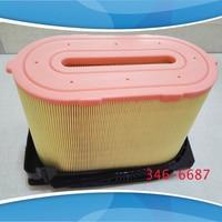 OEM עבור קטרפילר 346-6687 עיקרי אלמנט 3466687  346-6687 מסנן אוויר