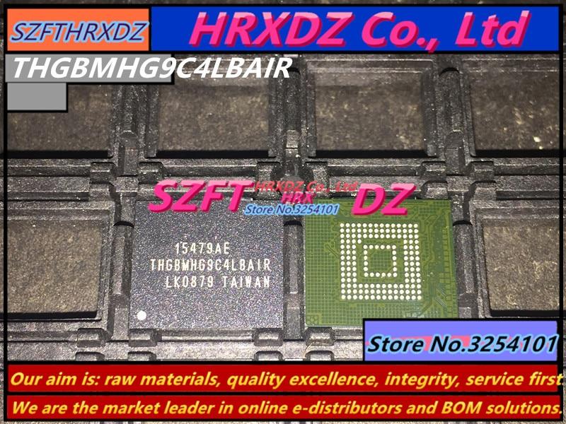 SZFTHRXDZ 100% new original THGBMHG9C4LBAIR BGA 64G szfthrxdz 100% new original kmi2u000ma b800 bga kmi2u000ma b800
