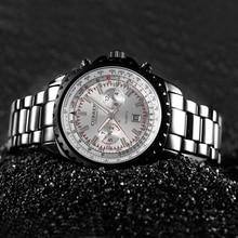 Curren montres hommes quartzwatch relogio masculino de luxe militaire montres mode casual Résistant À l'eau armée sport 8053