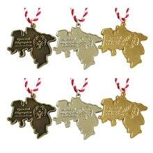 Cheap Metal Medal Craft Promotion Soft Enamel Special Custom Shape and OEM  k200215