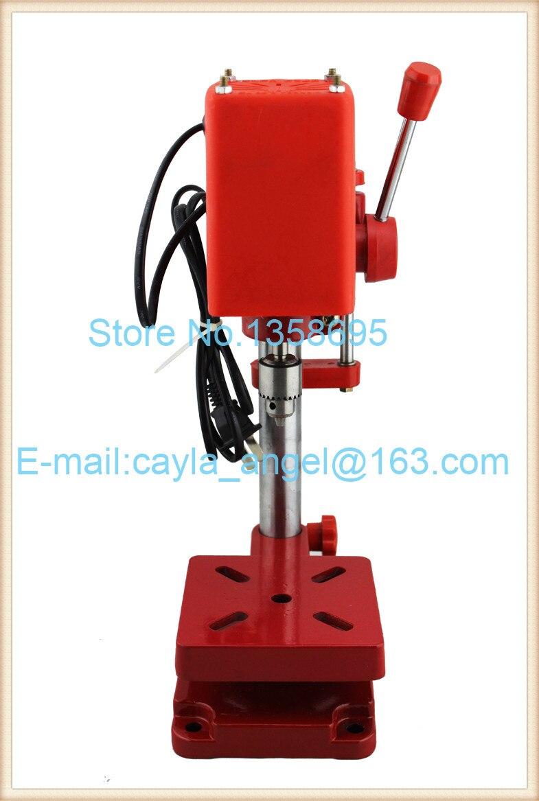 Groothandel Speciale Micro Hoge Precisie Boren Machine, Verticale Boormachine, Digitale Gecontroleerde Kleine Boren Machine - 3