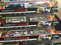 Brand New Jakks Pacific Power City Trains 30cm Motorised Engine Electric Toy Trains Random Sending