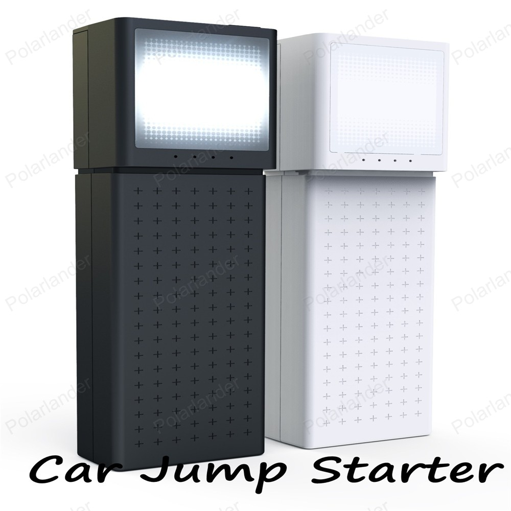 Car Jump Starter Emergency Charger Battery Booster Mini auto Power Bank 12V for laptop mobile phone