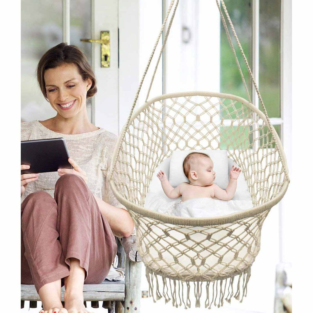 Infant Hanging Cradle Crib,Baby Hanging Bassinet and Portable Swing for Baby Nursery orbit baby люлька колыбель orbit baby g3 bassinet
