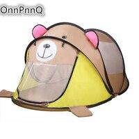 Kids Cartoon Princess Castle Play Tent Safty Indoor Toy House Ballenbak Yard Playpen For Children Outdoor