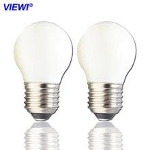 5 шт Светодиодная лампа bombilla e27 диммер 110 В 220 в матовый