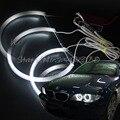 4 шт. Anneaux Ангел Глаз Halo Света CCFL Белый Для BMW E46 3 Серии 12 В 6000 К Новый