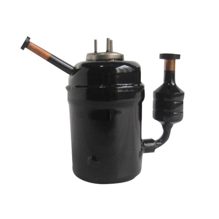 En gros R134a DC mini 24 v refroidissement rotatif climatiseur compresseur