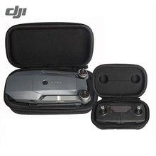Оригинальный DJI Mavic Pro Мультикоптер Дрон FPV-системы передатчик Дистанционное управление realacc черный Дрон Сумка Чехол Box