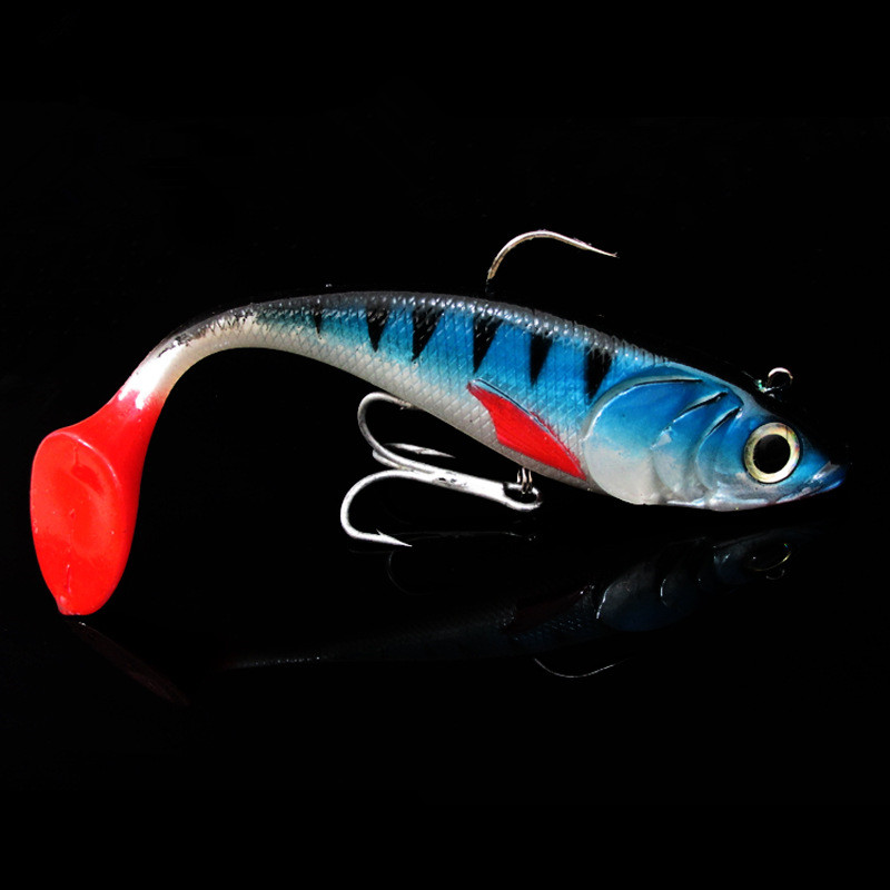 Ocean Boat Trolling Fishing Lure 20cm/120g Lead Fish GT Catch Bass Tuna Mackerel Big Game rigged custom big game marlin tuna hawaiian deep sea trolling lure