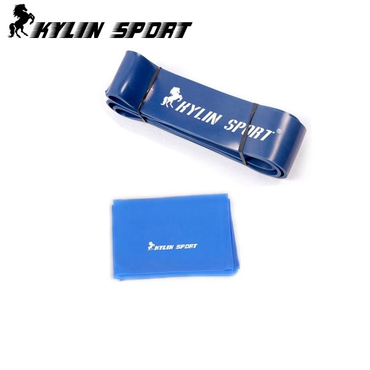 2 set egzersiz crossfit elastik direnç gücü güç bantları fitness ekipmanları toptan ve ücretsiz kargo için kylin spor