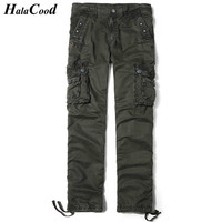 Best Quality City Tactical Cargo Pants Men Combat Army Military Pants Cotton Pockets Stretch Paintball Militar