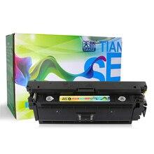 Новый Совместимый Тонер-Картридж CF360A для HP MFP M552dn МФУ M553n МФУ M553dn МФУ M553x Бесплатная доставка