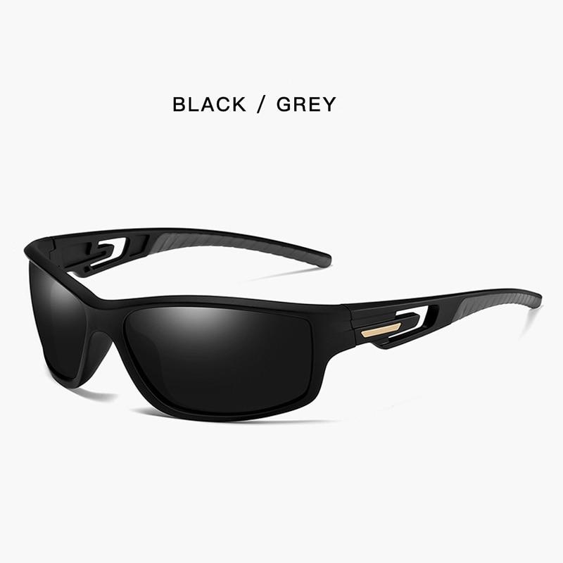 2018 Top Marque Tactique TR90 Polarisées lunettes de Soleil Hommes De Luxe  Lunettes Armée Sport Vintage 5e3d110f962b