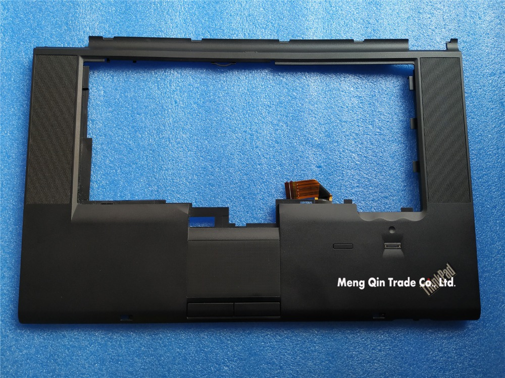 New Original Lenovo ThinkPad T510 T510I W510 Palmrest Keyboard Bezel Cover With Touchpad 60Y5504 75Y4564