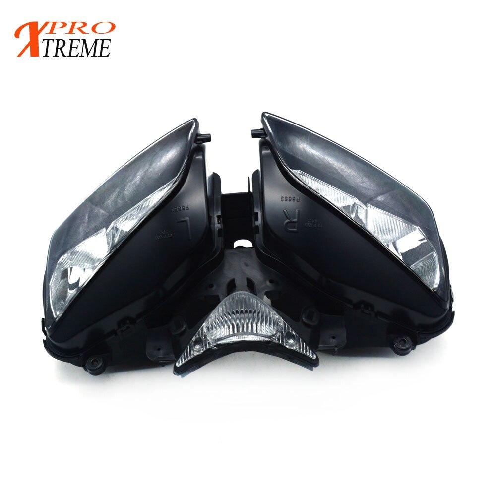 Motorcycle Headlight Headlamp Assembly For Honda CBR1000RR CBR 1000 RR 2004 2005 2006 2007